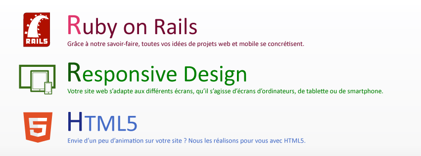 Ct2c technologies ruby on rails responsive design html5
